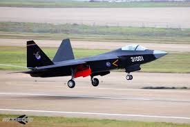 Chinese Stealth Fighter J31 歼31 鹘鹰  US Air Force F 22 Stealth Fighter Vs China FC 31 Stealth Fighter Recommend for you  Duration 554